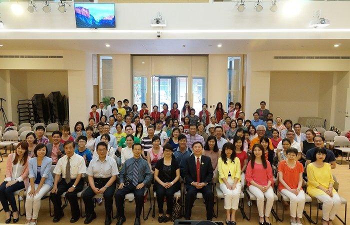 2016-07-03 我們一起 建立榮耀的教會