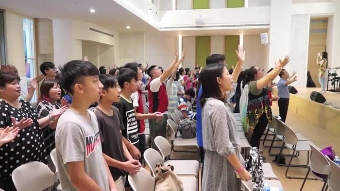 2016-07-24 點燃禱告的烈火