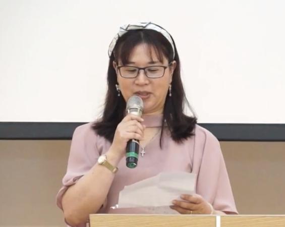 2018-05-27 邱楚凌 姐妹–訪韓見證分享