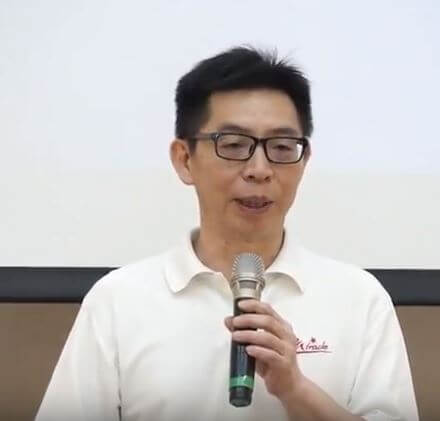 2018-05-06 林茂隆 弟兄 見證分享