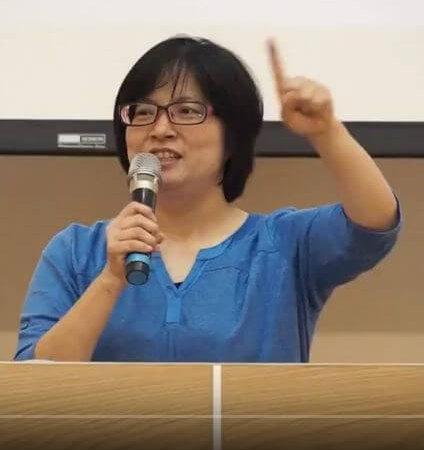 2018-05-06 陳淑惠 師母 見證分享