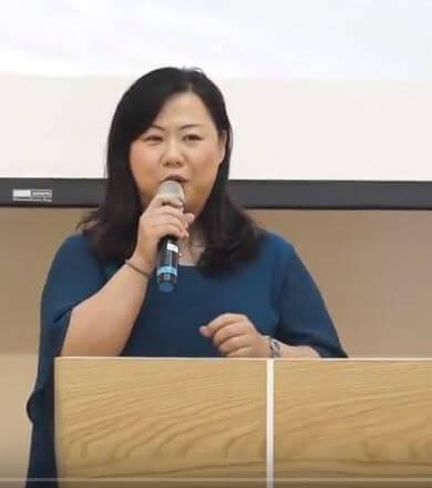 2018-6-3主日見證分享 魏守珠 姐妹