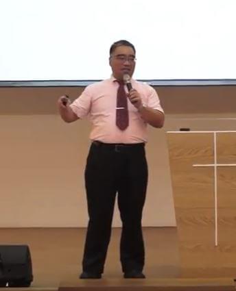 2018-09-02 築壇獻祭的人生—黎茂生 牧師