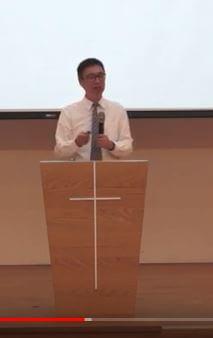2019-07-14 主日信息 –你要痊癒嗎? 鄧大為 傳道