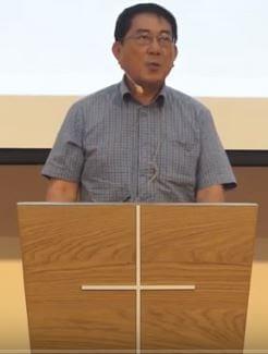 2019-09-15 主日信息- 有福的人 王鯤 長老